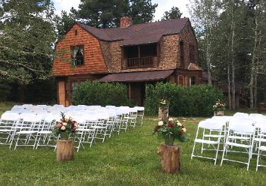 Rent the Historic Pines Ranch for Your Rustic, Vintage Wedding!