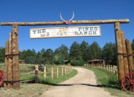 Rent the Historic Pines Ranch for Your Rustic Wedding or Fun Family Reunion!